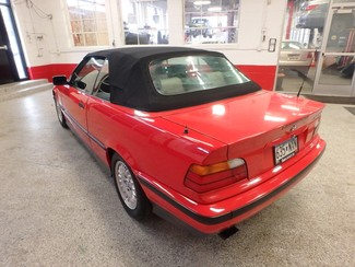 1994 Bmw 325 Ci convertible ONE OWNER CHERRY Saint Louis Park, MN 6