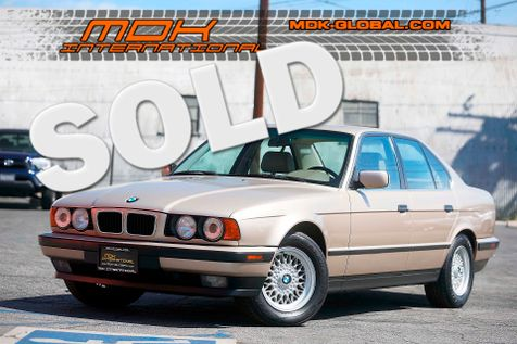 1994 BMW 5 Series 530i - 1 owner - service records - MINT!!! in Los Angeles