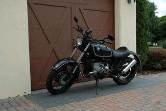 1994 BMW R100R MYSTIC GS SCRAMBLER TRAIL MOTORCYCLE Cocoa, Florida 18
