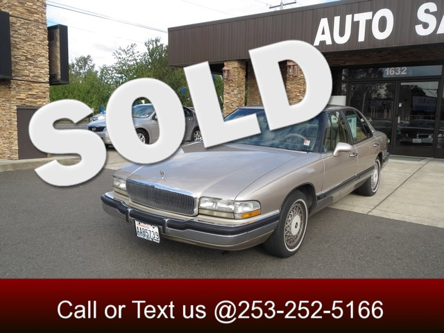 1994 Buick Park Avenue Looking for a nice ride on a budget This Buick will stagger you with how m