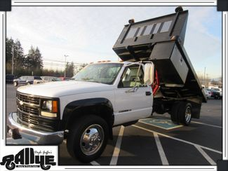 1994 Chevrolet 3500 HD Flatbed Dump Burlington, WA