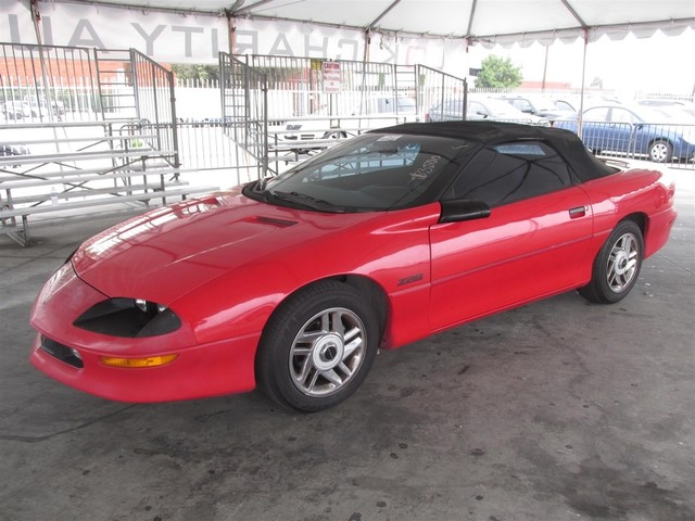 1994 Chevrolet Camaro Z28 Please call or e-mail to check availability All of our vehicles are a