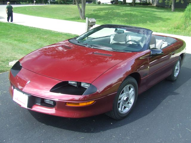 1994 Chevrolet Camaro Z28 | Mokena, Illinois | Classic Cars America LLC in Mokena Illinois