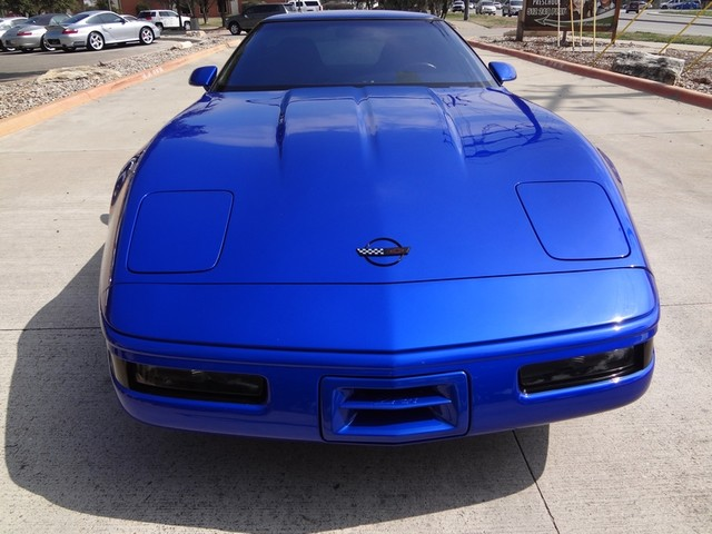 1994 Chevrolet Corvette ZR1 Austin , Texas 14