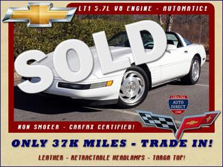 1994 Chevrolet Corvette ONLY 37K MILES - TARGA TOP! Mooresville , NC