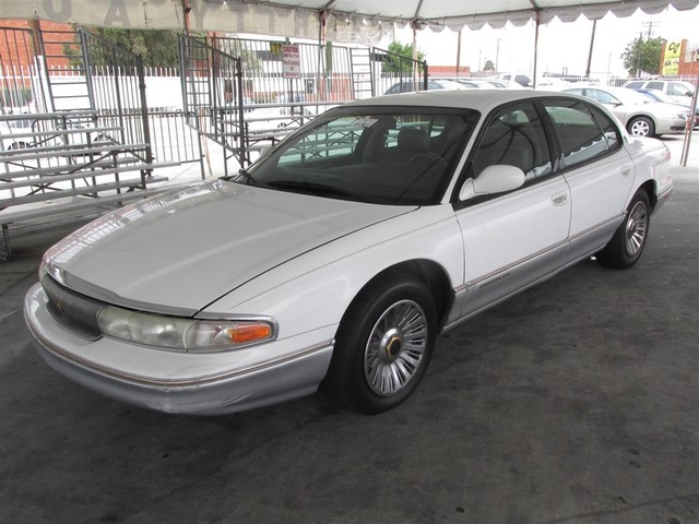 1994 Chrysler New Yorker Please call or e-mail to check availability All of our vehicles are av