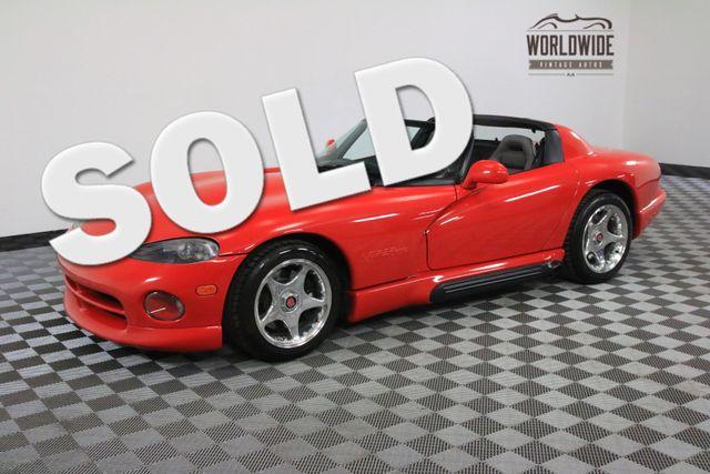 1994 Dodge VIPER SUPER FAST V10 VIPER!!! | Denver, Colorado | Worldwide Vintage Autos