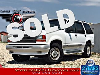 1994 Ford Explorer Limited | Lewisville, Texas | Castle Hills Motors in Lewisville Texas