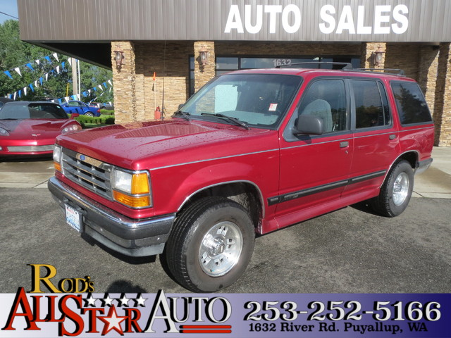1994 Ford Explorer XLT 4WD The CARFAX Buy Back Guarantee that comes with this vehicle means that y