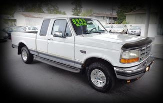 1994 Ford F150 Super Short Bed 4x4 Chico, CA 3