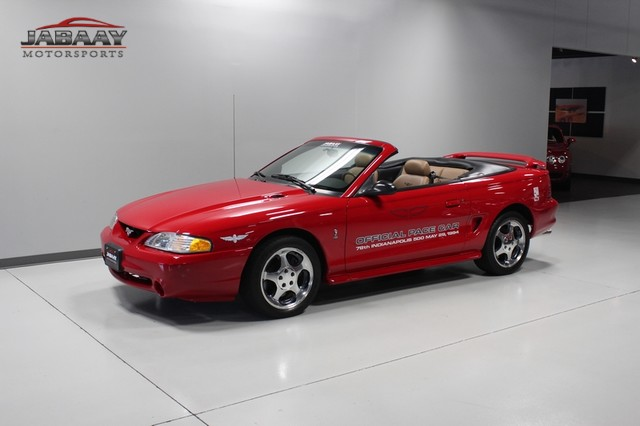 1994 Ford Mustang Cobra Pace Car Merrillville, Indiana 33