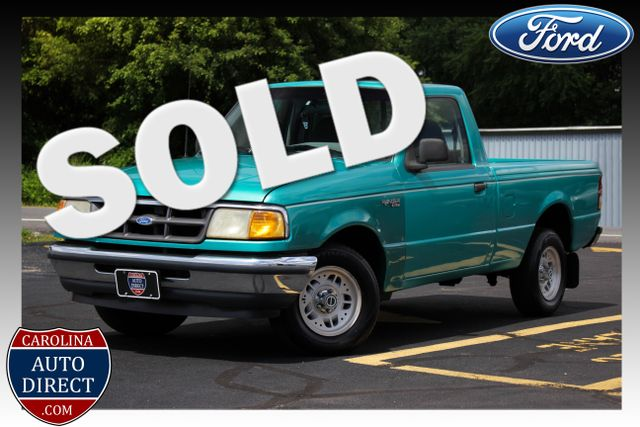 1994 Ford Ranger XLT Reg Cab RWD - ONE OWNER - 5SP MANUAL! Mooresville , NC 0