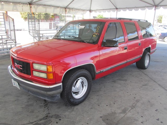 1994 GMC Suburban This particular Vehicle comes with 3rd Row Seat Please call or e-mail to check