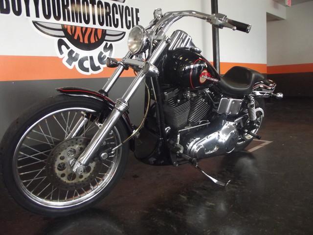 1994 Harley-Davidson DYNA WIDEGLIDE FXDWG WIDE GLIDE Arlington, Texas 13