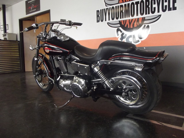 1994 Harley-Davidson DYNA WIDEGLIDE FXDWG WIDE GLIDE Arlington, Texas 14