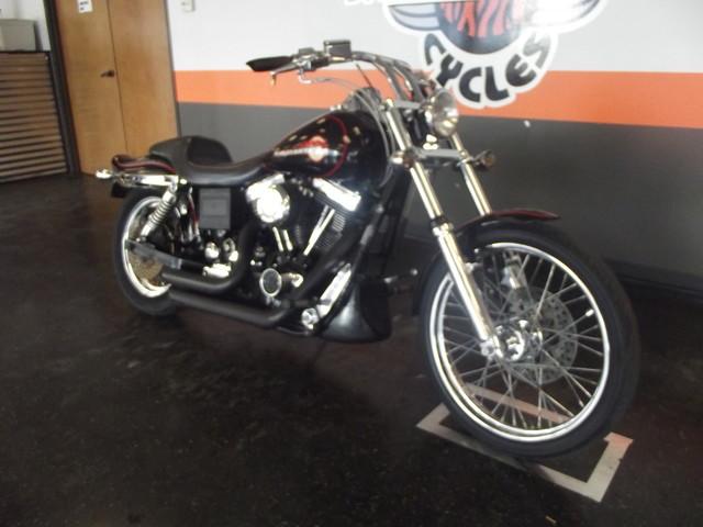 1994 Harley-Davidson DYNA WIDEGLIDE FXDWG WIDE GLIDE Arlington, Texas 2
