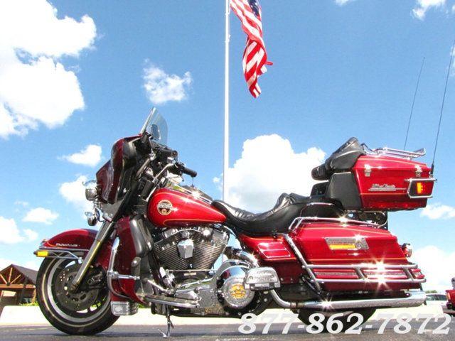 1994 Harley-Davidson ULTRA CLASSIC ELECTRA GLIDE FLHTCU TWO TONE ULTRA CLASSIC FLHTCU McHenry, Illinois 1