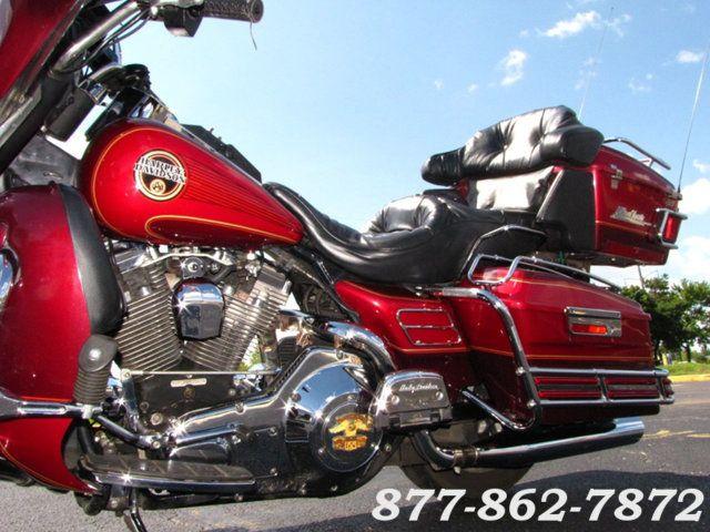 1994 Harley-Davidson ULTRA CLASSIC ELECTRA GLIDE FLHTCU TWO TONE ULTRA CLASSIC FLHTCU McHenry, Illinois 33