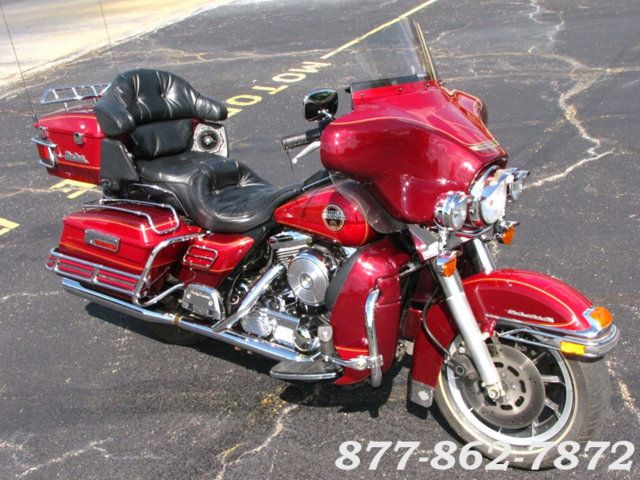 1994 Harley-Davidson ULTRA CLASSIC ELECTRA GLIDE FLHTCU TWO TONE ULTRA CLASSIC FLHTCU McHenry, Illinois 36