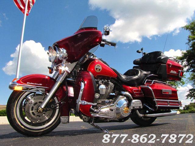 1994 Harley-Davidson ULTRA CLASSIC ELECTRA GLIDE FLHTCU TWO TONE ULTRA CLASSIC FLHTCU McHenry, Illinois 4