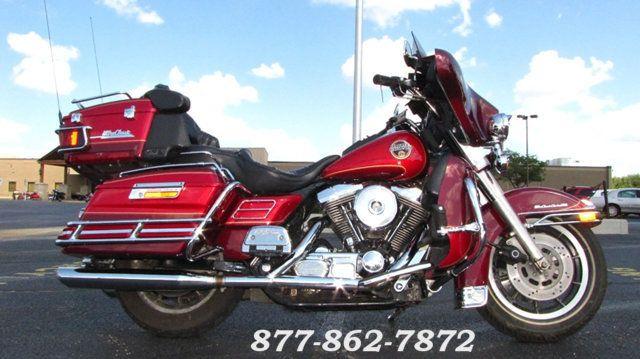 1994 Harley-Davidson ULTRA CLASSIC ELECTRA GLIDE FLHTCU TWO TONE ULTRA CLASSIC FLHTCU McHenry, Illinois 52