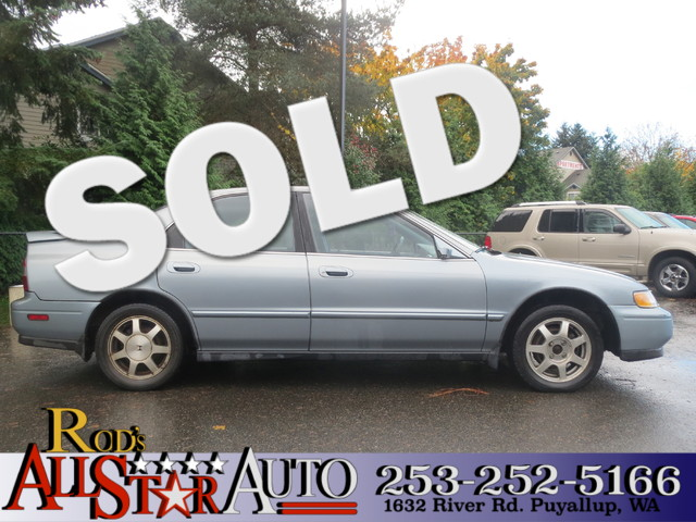 1994 Honda Accord EX wLeather The CARFAX Buy Back Guarantee that comes with this vehicle means th