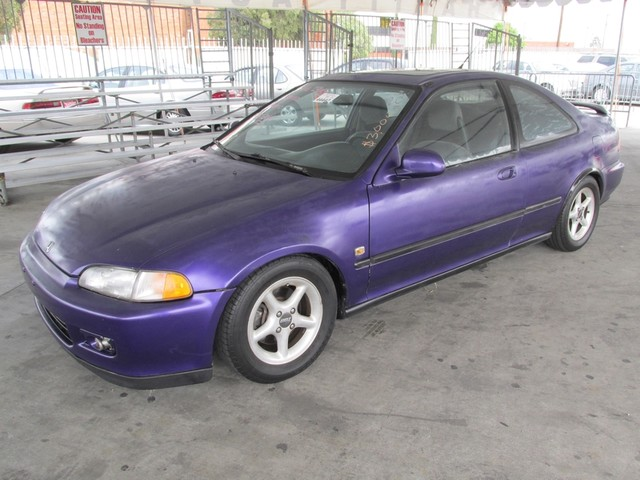 1994 Honda Civic EX wABS Please call or e-mail to check availability All of our vehicles are a