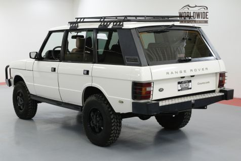 1994 Land Rover CLASSIC RR CLASSIC WITH AC LIFTED AND LOW MILES | Denver, CO | Worldwide Vintage Autos in Denver, CO