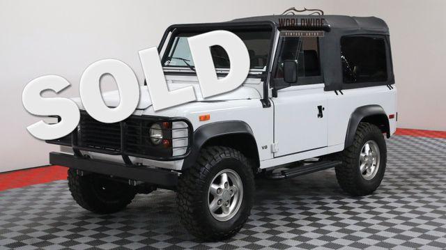 1994 Land Rover DEFENDER 90 51K ORIGINAL MILES. RESTORED. GALVANIZED!   Denver, Colorado   Worldwide Vintage Autos