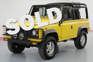1994 Land Rover DEFENDER 90 NAS. SUPER LOW MILES. PRISTINE. AC! | Denver, CO | Worldwide Vintage Autos in Denver CO