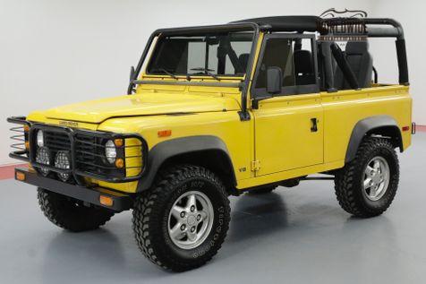 1994 Land Rover DEFENDER 90 NAS. SUPER LOW MILES. PRISTINE. AC! | Denver, CO | Worldwide Vintage Autos in Denver, CO