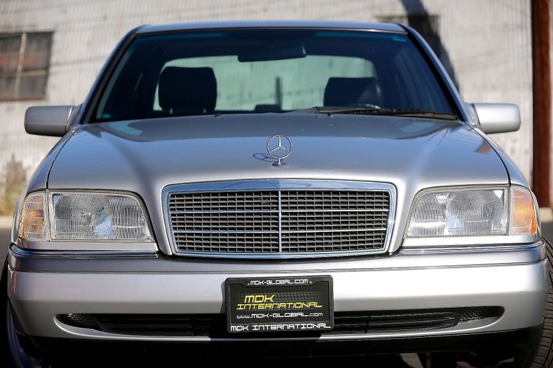 1994 Mercedes-Benz C-class C220 - Only 46K miles - service records  city California  MDK International  in Los Angeles, California