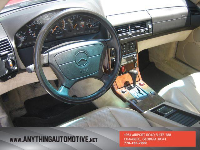 1994 Mercedes-Benz SL320 w/ hardtop Chamblee, Georgia 30