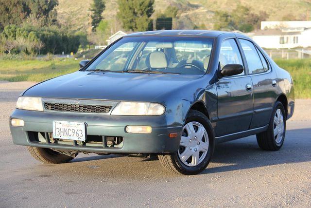 1994 Nissan Altima GLE Santa Clarita, CA 4
