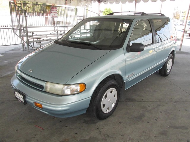 1994 Nissan Quest XE This particular Vehicle comes with 3rd Row Seat Please call or e-mail to che