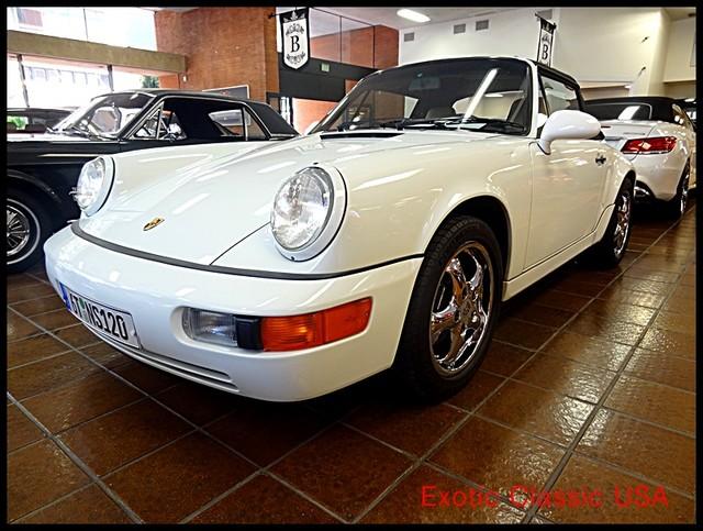 1994 Porsche  964 Carrera 2 Cabriolet San Diego, California 5
