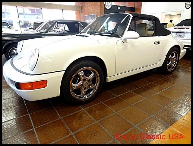 1994 Porsche  964 Carrera 2 Cabriolet San Diego, California 2