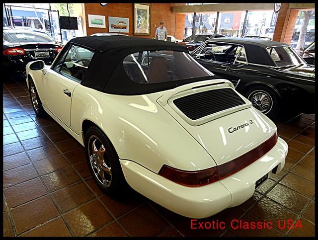 1994 Porsche  964 Carrera 2 Cabriolet San Diego, California 13