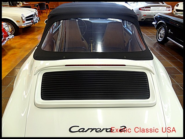 1994 Porsche  964 Carrera 2 Cabriolet San Diego, California 15