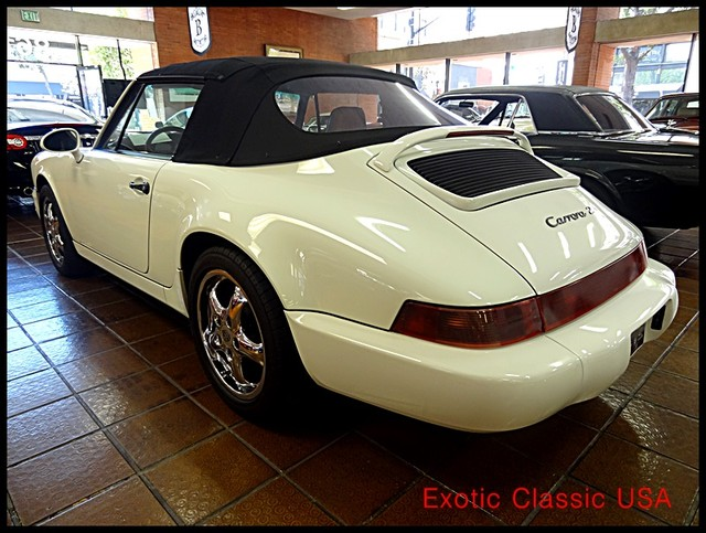 1994 Porsche  964 Carrera 2 Cabriolet San Diego, California 1
