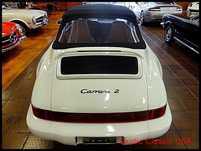 1994 Porsche  964 Carrera 2 Cabriolet San Diego, California 4