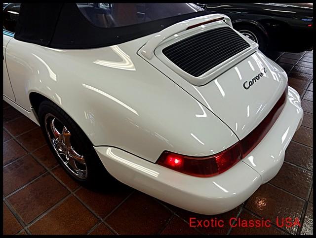 1994 Porsche  964 Carrera 2 Cabriolet San Diego, California 43
