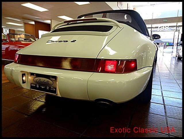 1994 Porsche  964 Carrera 2 Cabriolet San Diego, California 65