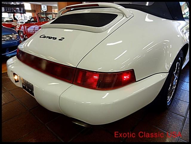 1994 Porsche  964 Carrera 2 Cabriolet San Diego, California 45