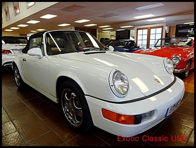 1994 Porsche  964 Carrera 2 Cabriolet San Diego, California 6