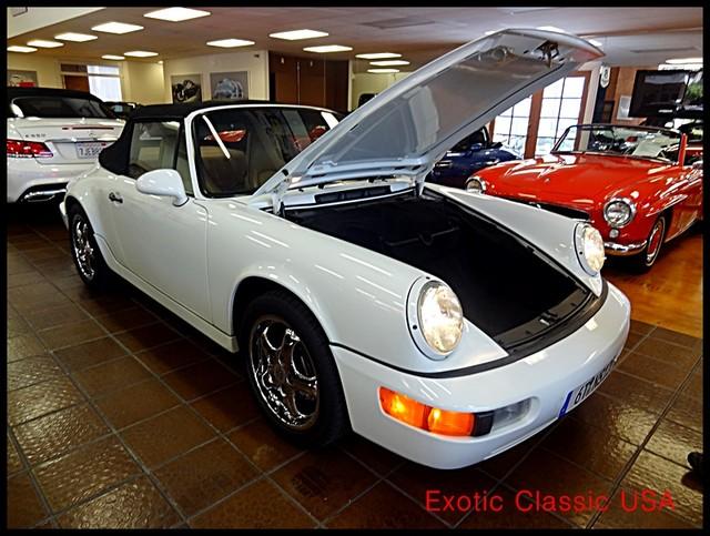 1994 Porsche  964 Carrera 2 Cabriolet San Diego, California 63