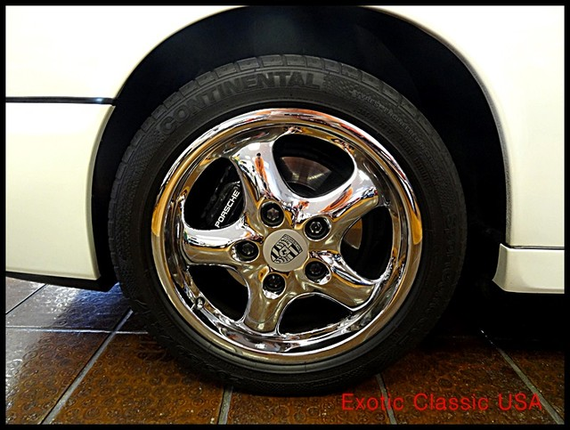 1994 Porsche  964 Carrera 2 Cabriolet San Diego, California 69