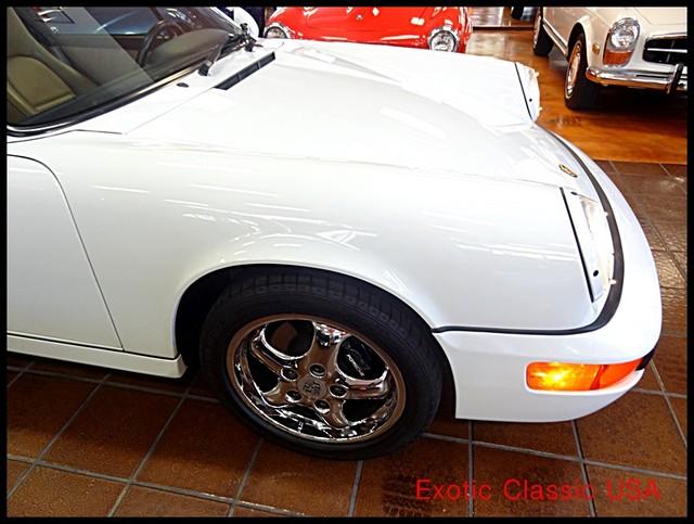 1994 Porsche  964 Carrera 2 Cabriolet San Diego, California 53