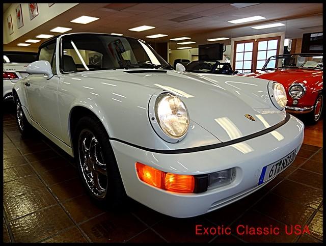 1994 Porsche  964 Carrera 2 Cabriolet San Diego, California 51