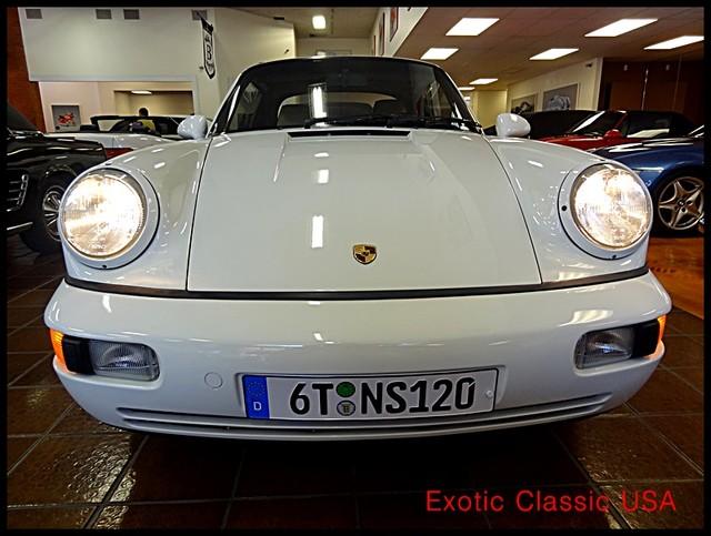 1994 Porsche  964 Carrera 2 Cabriolet San Diego, California 52